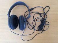Panasonic RP-HT225 over-ear headband headphones