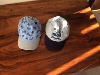 Next boys caps age 1-2 years