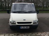 FORD TRANSIT 330 SWB LOW ROOF 2.4Di WITH 1 YEAR MOT