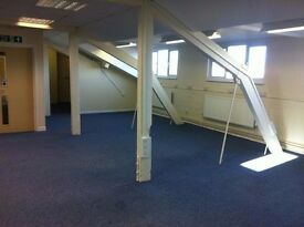 1413 SQ Ft Office Space To Rent - Central Totton