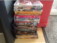 Dvd's. £1 each