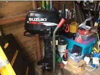 Suzuki df6 outboard 2004