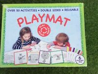 Children's Washable Activity Play Mat