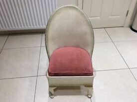 Vintage chair Sirrom Loom