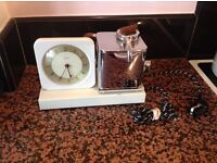 Pifco Tea-O-Matic Clock and Tea Maker