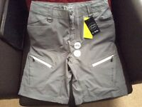 """DARE 2B men's Tuned in Short, Grey, brand new with tags, 34"""" waist"""