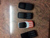 Various phones