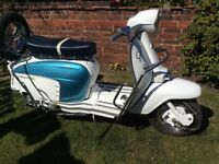 Lambretta Ll 150 special Italian. . No issues. Ready to ride