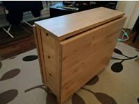 IKEA NORDEN foldable table