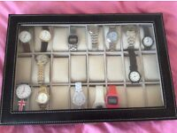 Luxury Watch Storage Box
