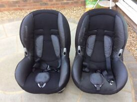 Maxi-Cosi Priori XP car seat (x2) - £25 EACH