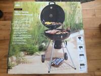 Barbecue: 56cm Charcoal Barbecue. Unused and in original box.