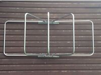 SWINGING RUG RACK 5 ARM Brand New In Box