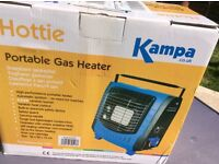 Kampa portable gas camping heater