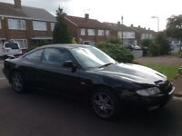 Black manual with grey leather 150,000 miles some service history Needs MOT