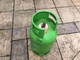 Gas Bottle ( Half Full ) For Heater Lamp £20