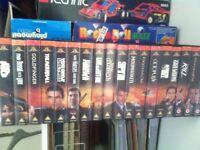James Bond Video Collection