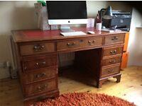 Beautiful reproduction desk