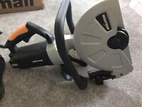 Evolution Electric Disc Cutter 305mm, 230V saw, never used