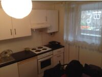 Single room with double bed for single person - available right now