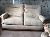 Sofa seats 3 very good condition