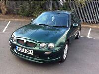 MG ZR Sport 3 doors, 1.4L