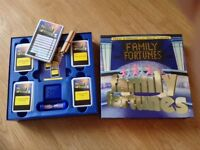 Brand new family fortunes game