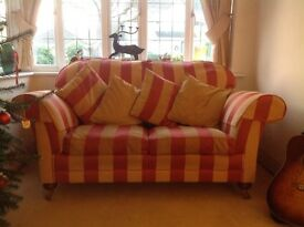 Duresta two seater settee
