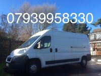 Reliable Man and Van, Short Notice, Competitive Rates
