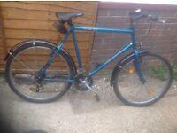 Retro 1997 Giant XGsr 100 Mountain Bike 21 sp