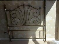 Metal Headboard to fit Double Bed