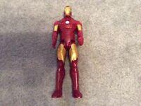 "Iron Man figure 11"""