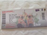 1x Adult ticket for t20 international England v South Africa, Cardiff