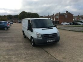 2009/59 FORD TRANSIT T280 85 S.W.B. F.W.D, 1 PREVIOUS OWNER FROM NEW, NICE CLEAN VAN