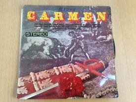 Carmen vinyl