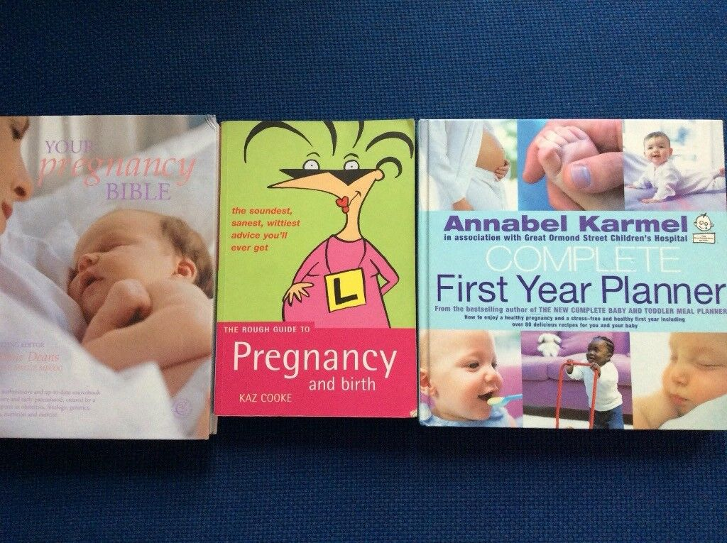 Pregnancy and First Year Books