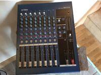 Yamaha mixing desk forale