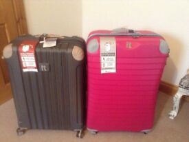 Large luggage cases