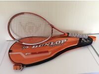 Dunlop Tennis Racket F2.55 with Bag/Case
