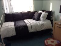Day bed for sale £75 . Buyer to dismantle and remove