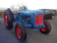 Vintage Tractor 1958 Limited Edition