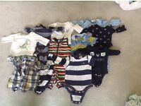 Baby Boy Clothes Bundle from Gap size 0-6 months