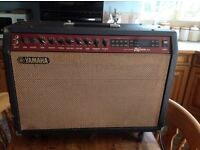 Yamaha DG-100 motorised controlled Digital Amp. A rare Amp and have had this since new.