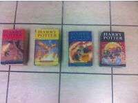 8 HARRY POTER BOOK LIKE BRAND NEW