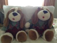Soft toy family
