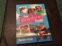 Benidorm book, never read