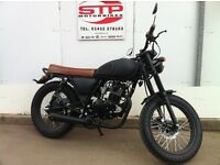 Mutt Mongrel 125cc FREE Nationwide Delivery .Brand New just £2,750 ,2 years parts & Labour