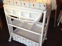 Ladybird Changing Table