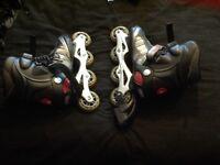 Roller Boots child's V.G.C. Size 6