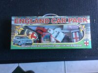 England supporters car pack